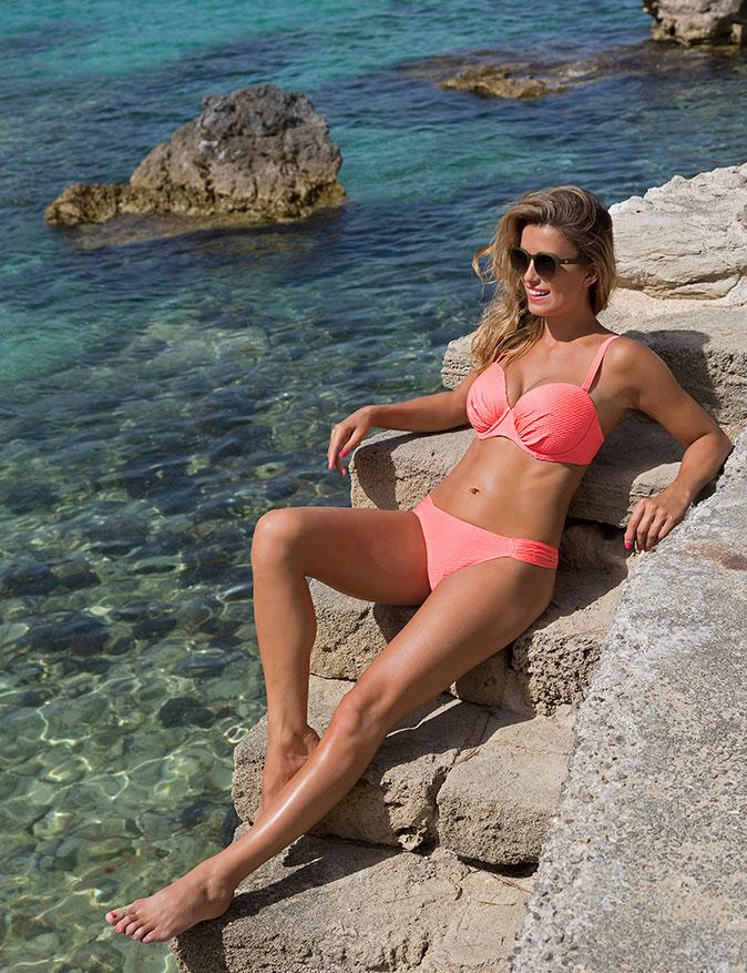 Vintage bikini kollektion 2017